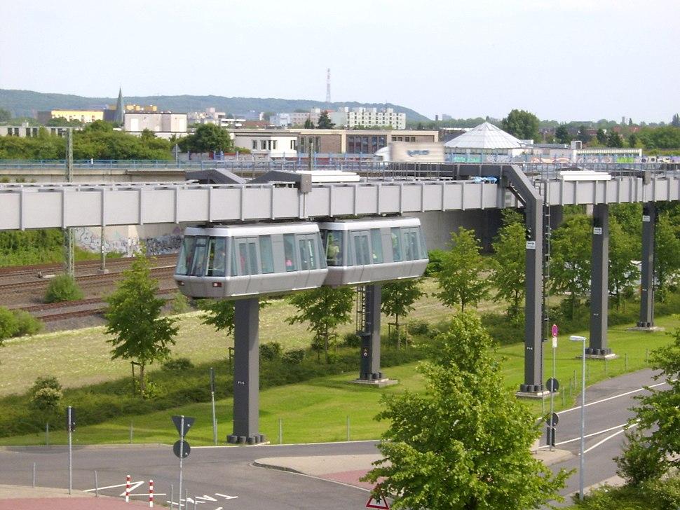 Skytrain-Flughafenbahnhof
