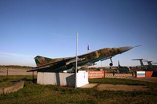 Smolensk North Airport