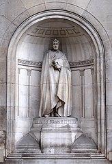 Statue of John Soane