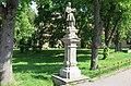 Socha svatého Jana Nepomuckého na náměstí ve Světci (Q38140919) 01.jpg