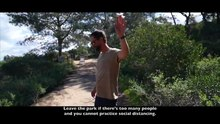 File:Social distancing video by California State Parks.ogv