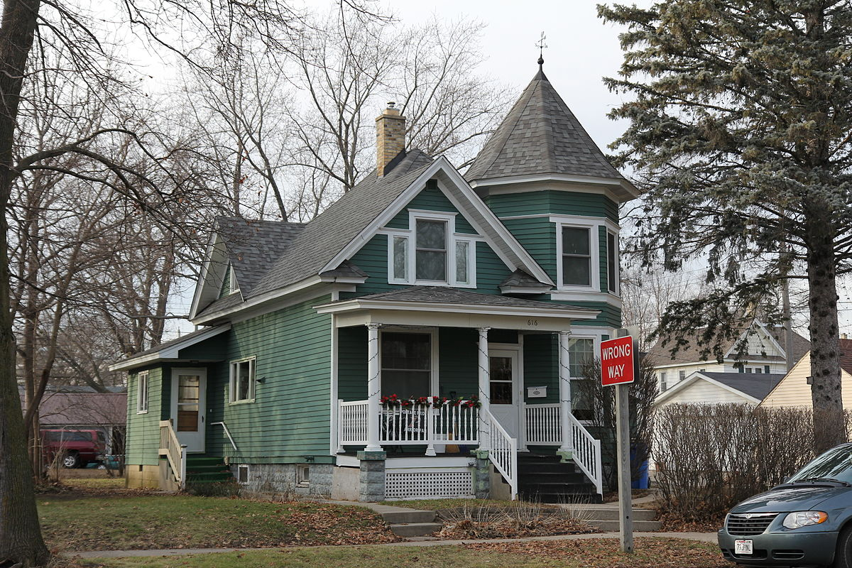 Society Hill Historic District (Portage, Wisconsin