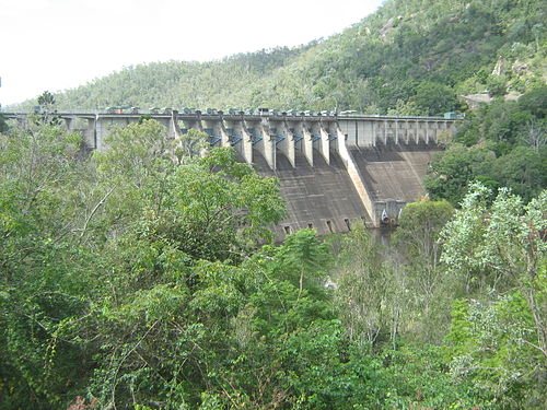 Somerset Dam - Wikiwand