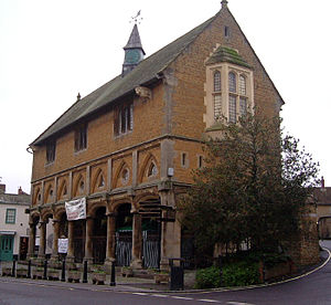 Castle Cary - The market hall