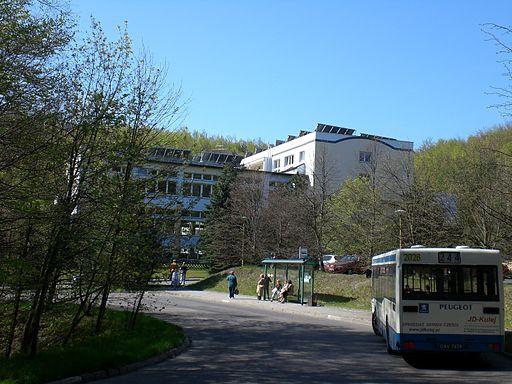 Sopot Przylesie - sanatorium