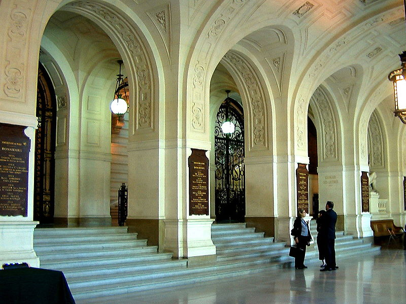 Fichier:Sorbonne - Hall entree 2.jpg