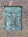 Sossenheim, Friedhof, Grab Baldes-Noss, Detail.JPG