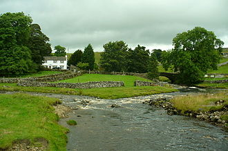 River Wharfe - Image: Source of River Wharfe geograph 1499556 by Richard Buck