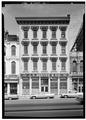South front - Morgan-Reeves Building, 208-210 Public Square, Nashville, Davidson County, TN HABS TENN,19-NASH,9-1.tif