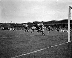Sparta Rotterdam - Sparta Rotterdam vs Blackpool F.C., Aug. 1957