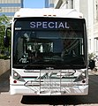 Special AC Transit bus at Oakland's 2009.jpg