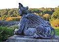 Sphinx, Trent Park House, Enfield.jpg