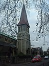 Spire of St Johns Church East Dulwich 4.jpg