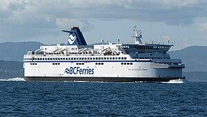 MV Spirit of Vancouver Island - Image: Spirit of vi 3