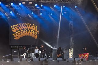 Spiritual Beggars Swedish stoner metal band