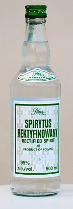 Rectified spirit - Wikipedia