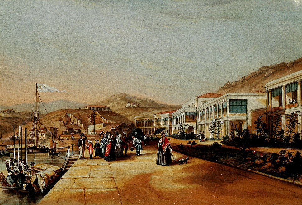 Spring Gardens 1846