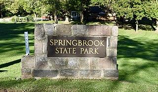Springbrook State Park state park in Iowa