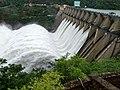Srisailam dam water.jpg