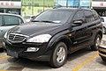 SsangYong Kyron facelift China 2012-05-12.jpg
