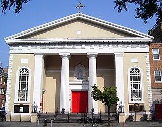 Church of St. Joseph in Greenwich Village Catholic church in New York City
