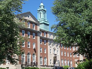 Josephite Fathers - St. Joseph Seminary in Washington, D.C.