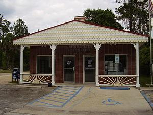 St. Marks, Florida - St. Marks post office