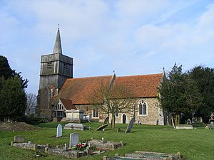 Marks Tey - Image: St Andrew's Church geograph.org.uk 1141762