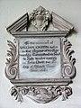 St Andrew's church - C17 memorial - geograph.org.uk - 861113.jpg