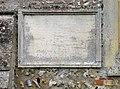 St Andrew, Kilverstone, Norfolk - Wall monument - geograph.org.uk - 1700082.jpg