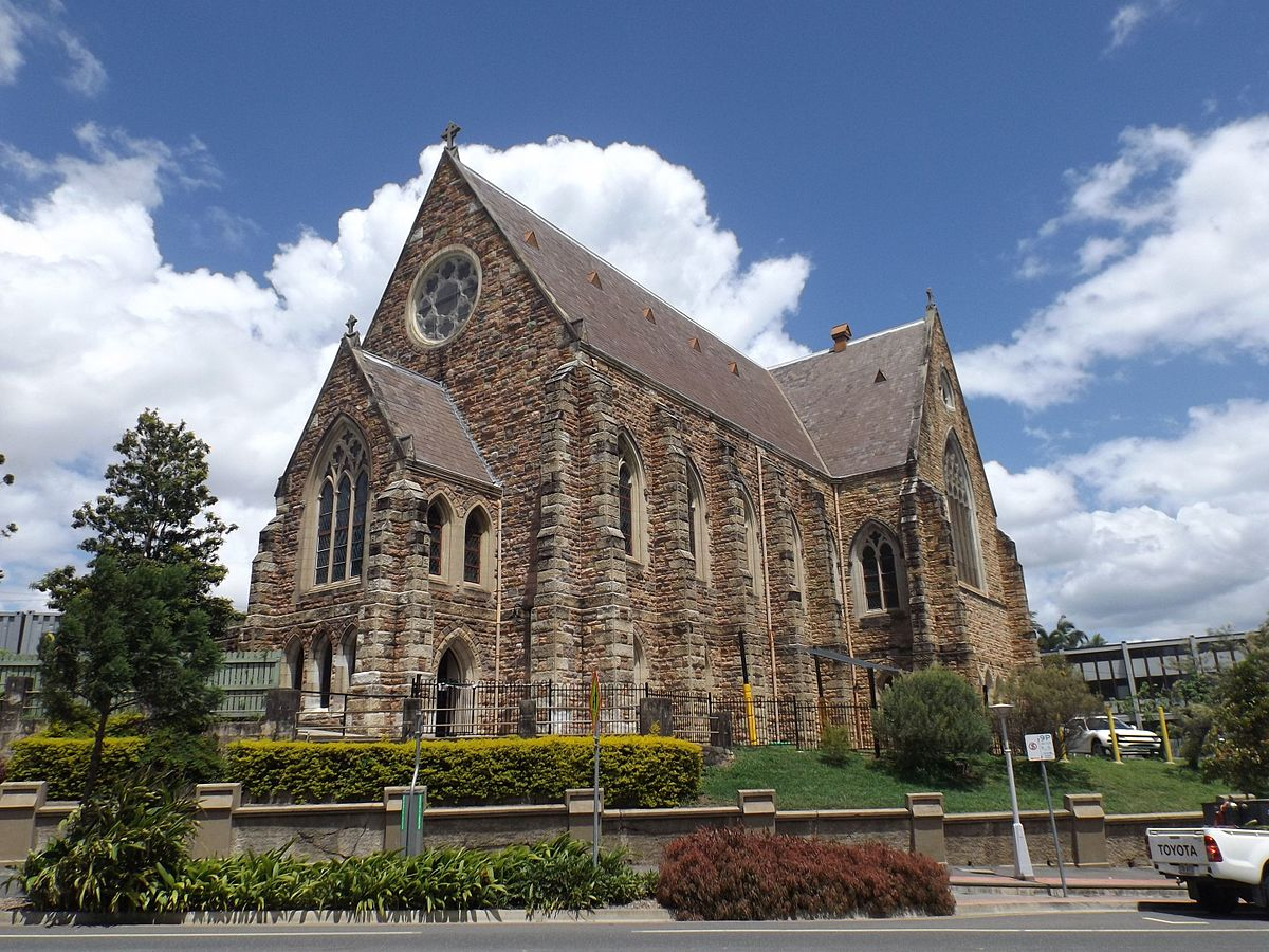 St Andrews Anglican Church South Brisbane Wikipedia