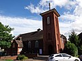 St Anne & All Saints Church, Bellfry, Coventry 2016.jpg