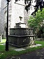 St Giles, South Mimms, Herts - Churchyard - geograph.org.uk - 368011.jpg