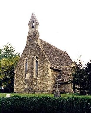 St John the Evangelist parish church