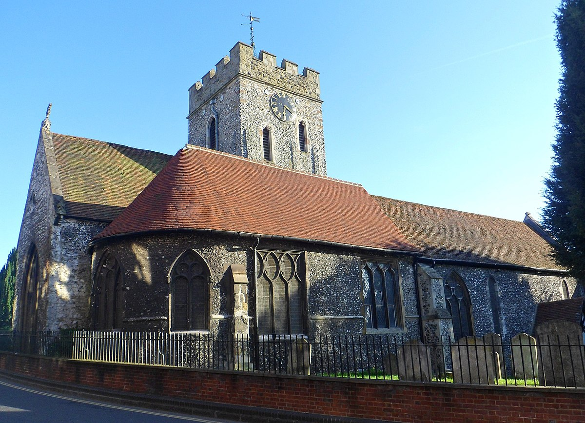 St Mary's Church, Guildford - Wikipedia