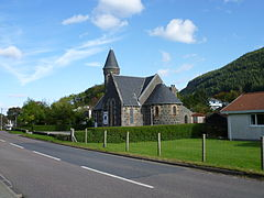 St Modan's Church, Benderloch.JPG