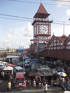 Crime in Guyana