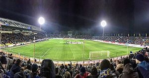 Stadium Olimp-2. Rostov-on-Don. The match FC Rostov - CSKA. March 2016 - 2.jpeg