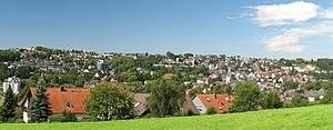 Ennepetal - City in summer