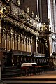 Stalls - Choir - Worms Cathedral - Worms - Germany 2017.jpg