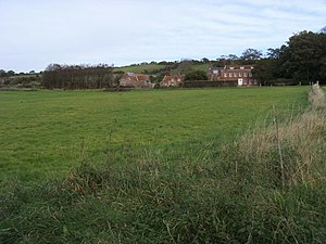 Grade II* listed buildings on the Isle of Wight - Image: Standen House geograph.org.uk 1042900
