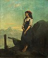 Stanhope Forbes Italian Fisher Girl with a Rod.jpg