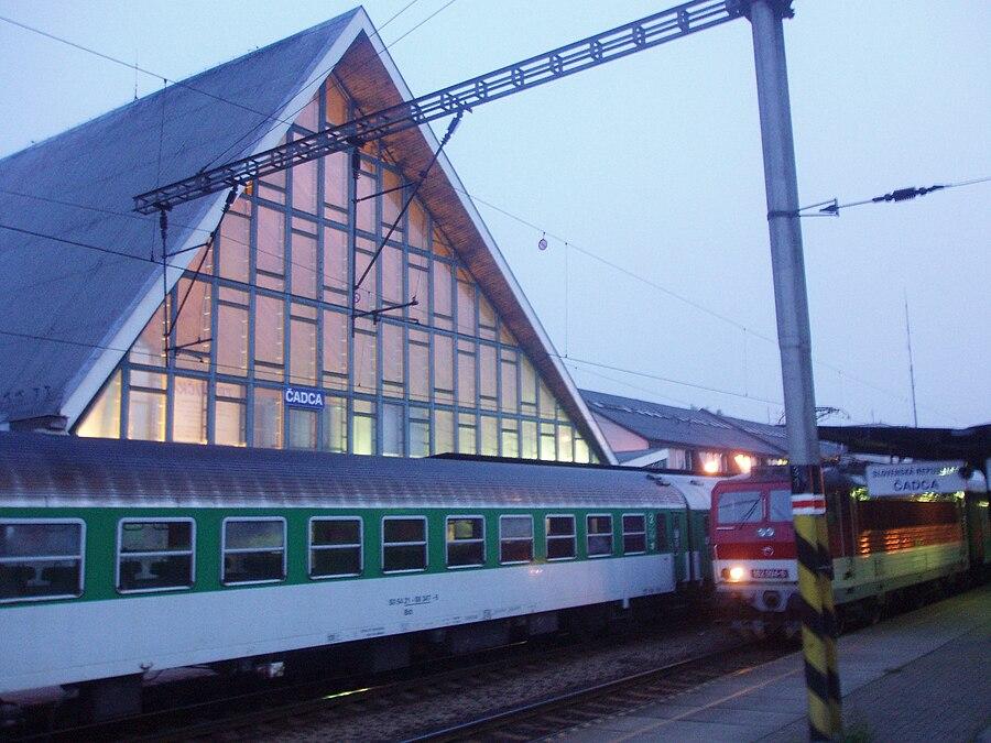 Čadca railway station