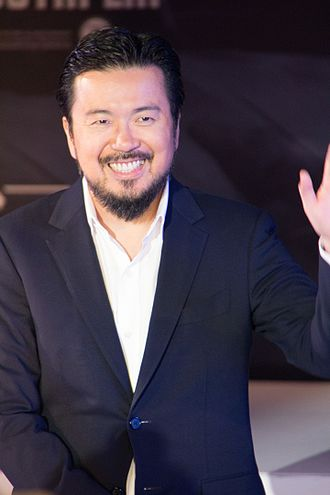 Justin Lin - Lin at the Star Trek Beyond premiere in Japan