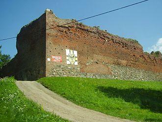 Draheim - Drahim Castle