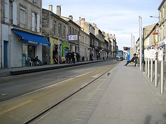 Station Saint-Nicolas (Tram de Bordeaux) - Station Saint-Nicolas