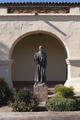 Statue of Friar Junipero Serra at Santa Inés Mission in Santa Ynez, California LCCN2013631418.tif