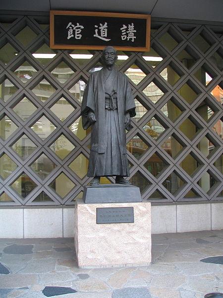 http://upload.wikimedia.org/wikipedia/commons/thumb/9/95/Statue_of_prof.Jigoro_Kano.JPG/450px-Statue_of_prof.Jigoro_Kano.JPG