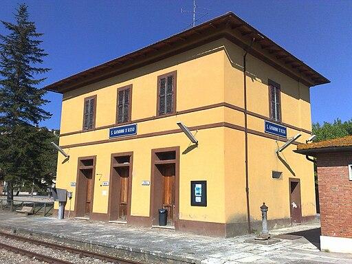 Stazione di San Giovanni d'Asso