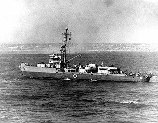 USS <i>Steady</i> (AM-118)